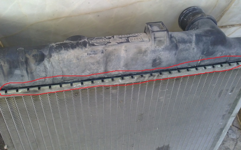 قیمت رادیاتور ماکسیما